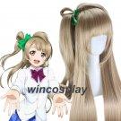 Anime LoveLive! Love Live Kotori Minami Wig Halloween Hair Cosplay Costume Wigs