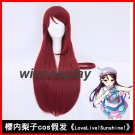 2 Colors Riko Sakurauchi Cosplay Wig Love Live! Sunshine!! Costume Play Wigs Halloween Costumes Hair