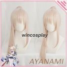New Ayanami Cosplay Wig Game Azur Lane Cosplay Wig Ayanami wig