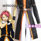 Fairy Tail Cosplay Etherious Natsu Dragneel Third Generation Cosplay Costume