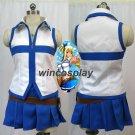 Fairy Tail Lucy Heartfilia Cosplay Costume girls halloween