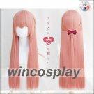 Wotaku ni Koi wa Muzukashii Otaku Momose Narumi Cosplay Wig otaku love is hard cosplay