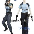 Resident Evil 1 Jill Valentine S.T.A.R.S. Uniform cosplay costume anime