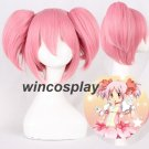 Madoka Kaname Cosplay Wig Puella Magi Madoka Magica Cosplay costume Wigs