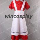 Anime Hataraku Saibou Erythrocyte Juvenile Red Blood Cell AE3803 Cosplay Costume