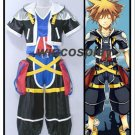Kingdom Hearts II 2 Sora Full Set Suit Cosplay Costume Custom Made