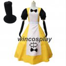 Gravity Falls Bill Cipher Cosplay Costume Mystery Attack Outfit Halloween Costumes Women Version