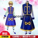 Hunter X Hunter Kurapica Deluxe Cosplay Costume halloween male costumes