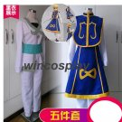 Custom Made Hunter x Hunter Kurapika Cosplay, Kurapika Yorknew City Costume