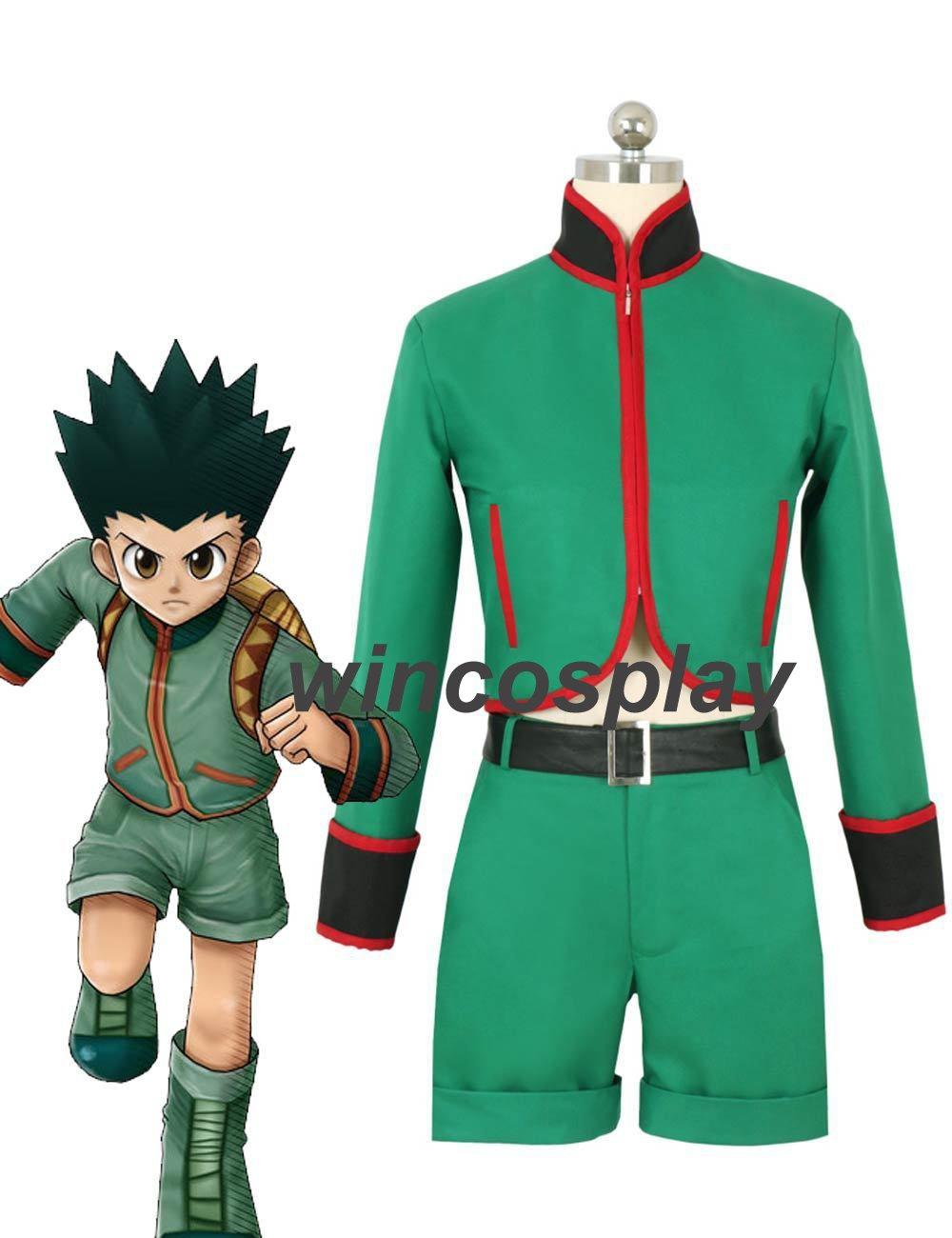 Cosplay Costume Hunter X Hunter Gon Freecss Uniform Cosplay Costume