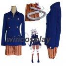 HUNTER x HUNTER Catwoman Neferpitou Cosplay Costume Anime Custom Made Uniform