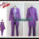 4 Colors Kira yoshikage Cosplay Costume JoJo's Bizarre Adventure Yoshikage Kira cosplay uniform suit