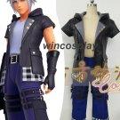 Kingdom Hearts III 3 Riku Cosplay Costume Customize