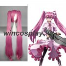 Anime Akame ga KILL! Mine Long Ponytails Cosplay Wig  Night Raid Women wigs