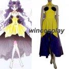 Sailor Moon Luna Human Form Cosplay Costume luna human dress halloween costume