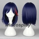 Kill la Kill Ryuko Matoi cosplay wig Halloween girls women's cosplay wig