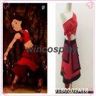 Custom made Avatar The Last Airbender Katara Dress Adult Womens cosplay costume