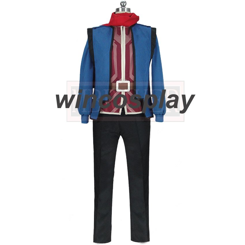 The Dragon Prince Cosplay Prince Callum Halloween Cosplay Costume Custom Made Any Size