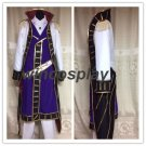 Schneizel vi Britannia cosplay costume from the anime Code Geass costume male halloween costume
