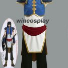 Code Geass -- Li Xingke Cosplay Costume halloween men costume