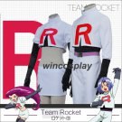 Team Rocket Jessie Musashi  cosplay costume Full Set Game Anime Pokemon Go!