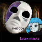 Game Sally Face Cosplay Mask SALLY SAL Masks Game sallyface cosplay accessories prop