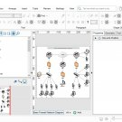 MyDraw 4.2, Microsoft Visio alternative for Windows and macOS (Mac OS X)