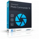 Ashampoo Photo Commander 16, Lifetime Genuine license Key for for PC