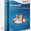 EaseUS Data Recovery Wizard PRO 13.3, Premium license for PC the latest version