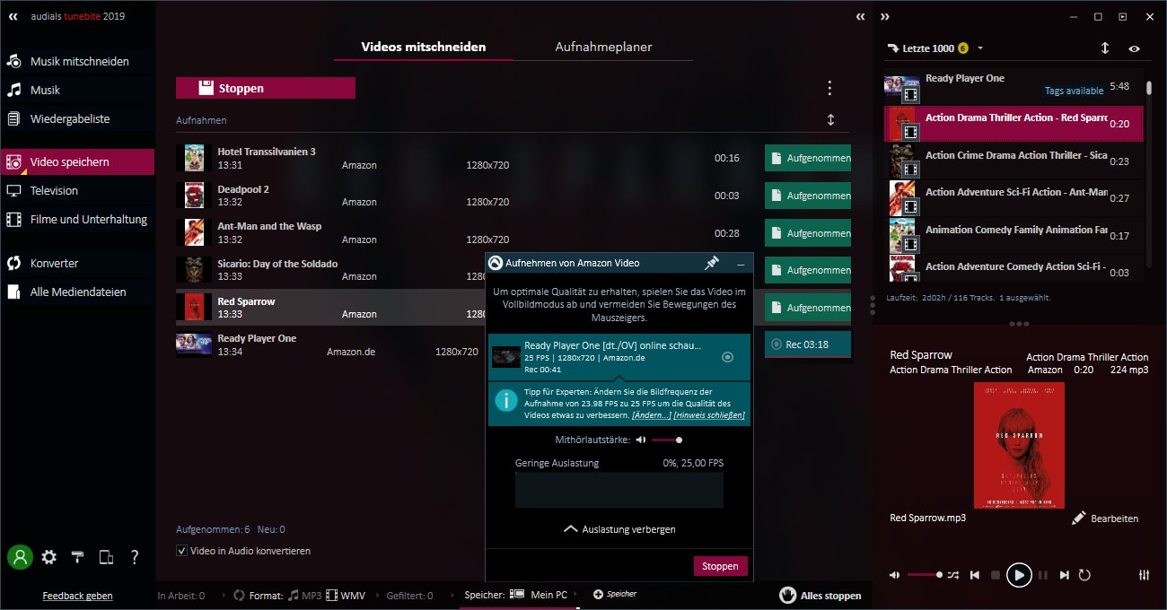 Audials One Platinum 2019 and Lifetime License Key for PC