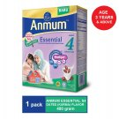 ANMUM ESSENTIAL STEP 4 MILK POWDER (AGE 3 YEARS+) - DATES FLAVOR 480 gram