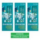 GAVISCON ORIGINAL PEPPERMINT LIQUID SACHETS (5's X 10ml) - HEARTBURN RELIEF