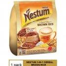 NESTLE NESTUM 3-IN-1 CEREAL BROWN RICE FLAVOR (10 sachets X 27 gram)
