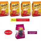 (4 PACKS) NESTLE NESTUM 3-IN-1 ORIGINAL CEREAL (8 packets X 28 gram)
