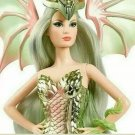 dragon empress barbie doll gold label mythical muse