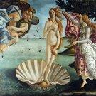 Decoration Poster.Birth of Venus.Botticelli art painting.Home Room decor.11348