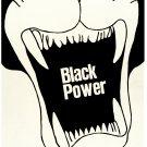 Political POSTER.BLACK POWER.Civil Rights.Black Panther REvolution Art.am22