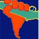 Political Poster.Latin America Rebel Guerrilla.Cold War World Revolution Art.am9