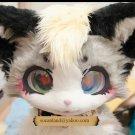Cat Fursuit,Kemono Fursuit,Fursuit Fandom,Cat Fur Head,Cat Furry Head,Cat Fandom