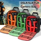Waterproof Shockproof SLR DSLR Camera Bag Case Len Backpack For Canon Sony Nikon