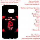 THE GROWLERS TOUR Album Concert phone cases skins Cover
