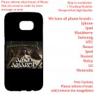 AMON AMARTH TOUR Album Concert phone cases skins Cover