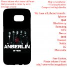 ANBERLIN TOUR Album Concert phone cases skins Cover
