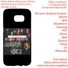 DELAIN TOUR Album Concert phone cases skins Cover