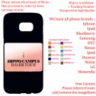 HIPPO CAMPUS TOUR Album Concert phone cases skins Cover