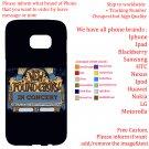 NEW FOUND GLORY TOUR Album Concert phone cases skins Cover