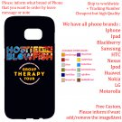 HOOTIE AND THE BLOWFISH TOUR Album Concert phone cases skins Cover