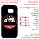 JASON ALDEAN TOUR Album Concert phone cases skins Cover