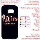 PIXIES TOUR Album Concert phone cases skins Cover