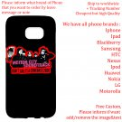 MOTION CITY SOUNDTRACK TOUR Album Concert phone cases skins Cover